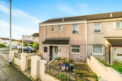 3 Bedrooms End Of Terrace House for sale in Estover, Plymouth, Devon