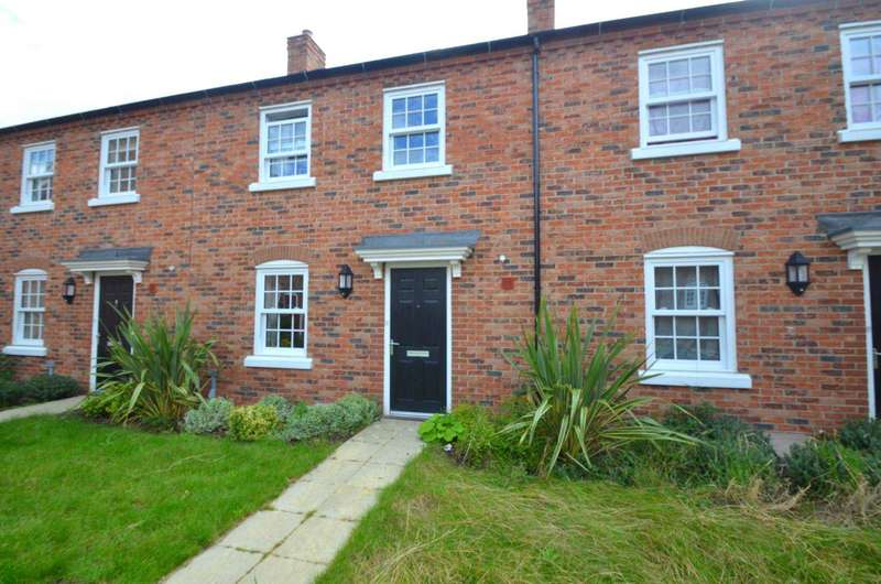 2 Bedrooms Terraced House for sale in Baker Drive, Kempston
