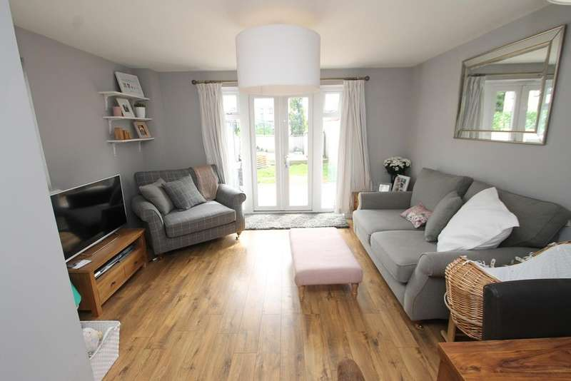 2 Bedrooms End Of Terrace House for sale in Pennycross