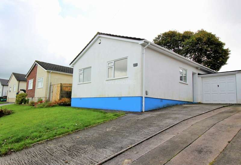 3 Bedrooms Bungalow for sale in Upland Drive, Plymouth, PL6 6BE