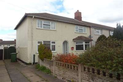 3 Bedrooms House for rent in Lichfield Road, Brownhills, WS8