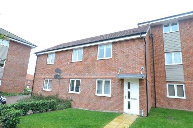 2 Bedrooms Maisonette Flat for sale in Barber Road, Basingstoke, Hampshire