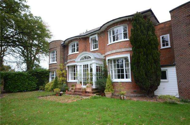 2 Bedrooms Apartment Flat for sale in Frog Hall, Frog Hall Drive, Wokingham