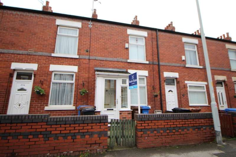 2 Bedrooms Terraced House for sale in Gorton Road, Reddish, Stockport, SK5