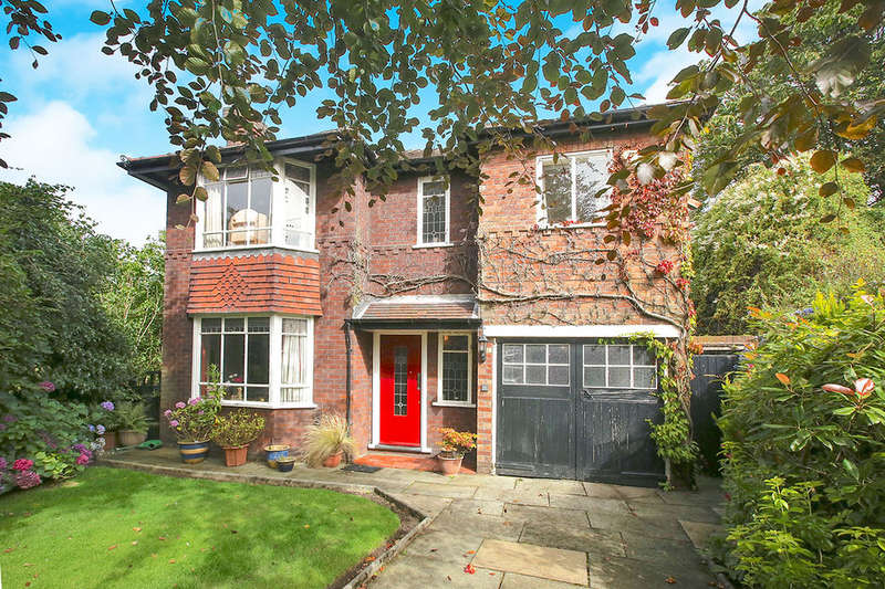 4 Bedrooms Detached House for sale in Barrington Avenue, Cheadle Hulme, Cheadle, SK8