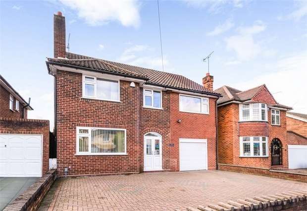 5 Bedrooms Detached House for sale in Hydes Road, West Bromwich, West Midlands