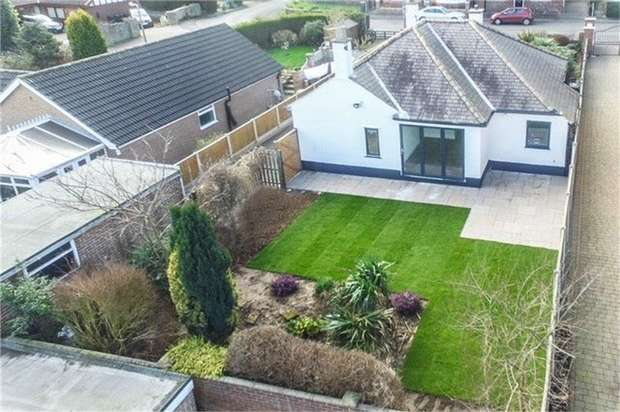 2 Bedrooms Detached Bungalow for sale in Richmond Avenue, Breaston, Derby