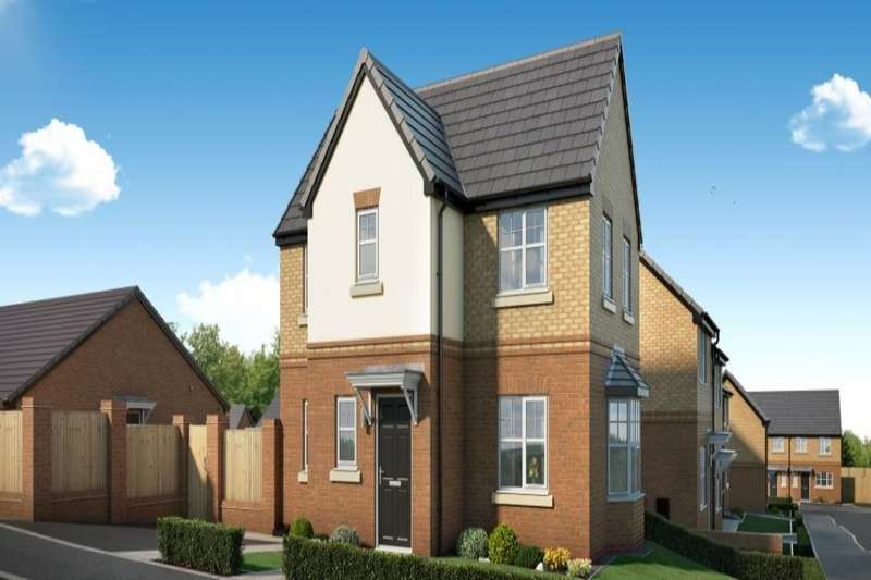 3 Bedrooms Detached House for sale in The Sinderby Whalleys Road, Skelmersdale, WN8