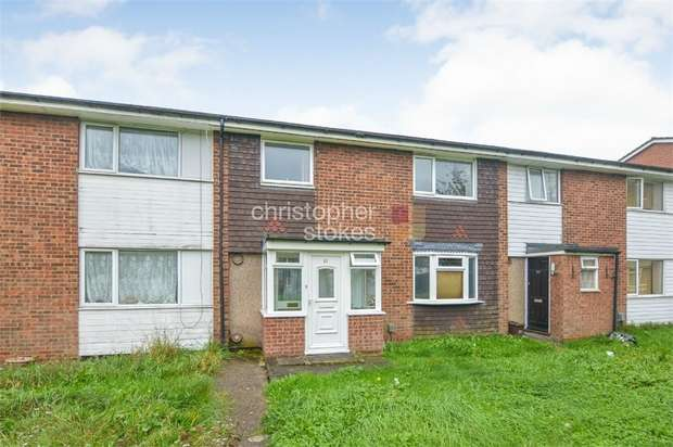 3 Bedrooms Terraced House for sale in Macers Court, Broxbourne, Hertfordshire