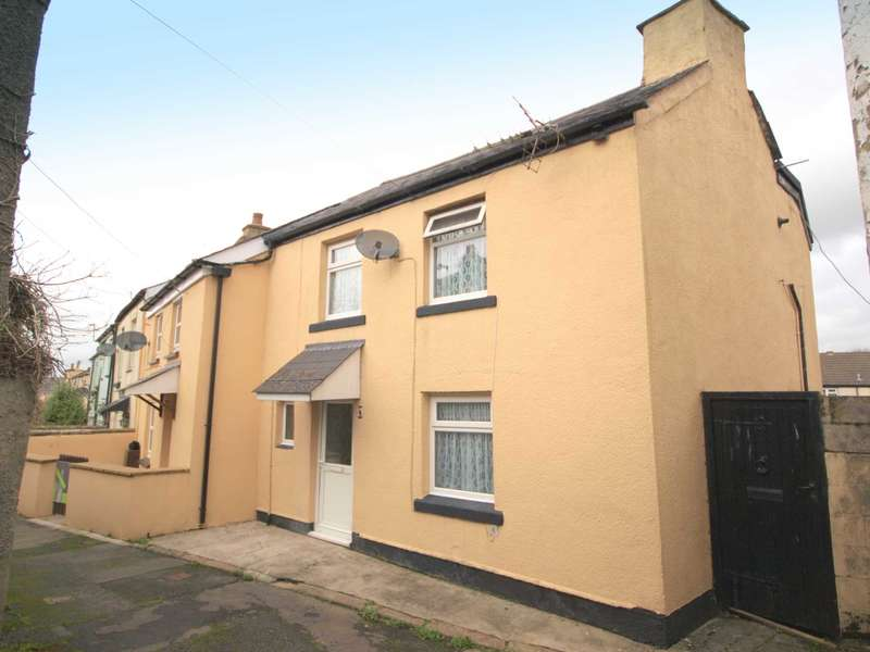 3 Bedrooms End Of Terrace House for sale in Callington, PL17