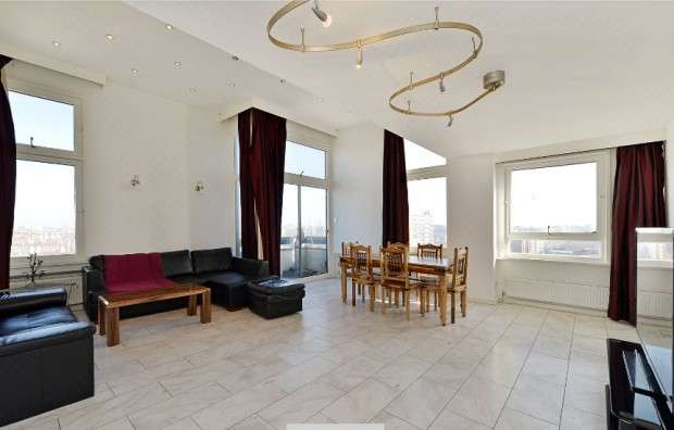 2 Bedrooms Apartment Flat for sale in The Water Gardens Burwood Place, London, W2