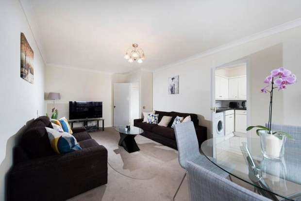 1 Bedroom Apartment Flat for sale in The Water Gardens, London, W2