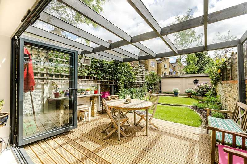 5 Bedrooms Terraced House for sale in Stokenchurch Street, Parsons Green, SW6
