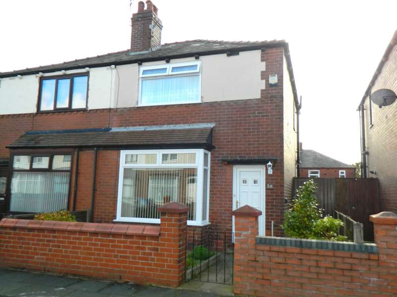 2 Bedrooms Semi Detached House for sale in Abingdon Road, Bolton, BL2