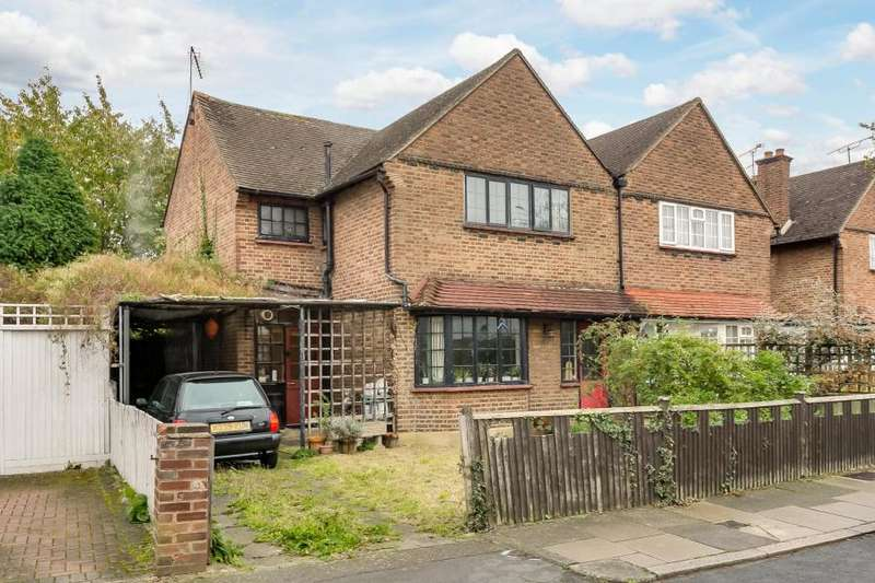 3 Bedrooms House for sale in Warren Avenue, Richmond, TW10