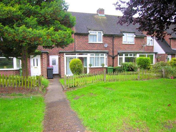 3 Bedrooms Terraced House for sale in Digby Road, Coleshill