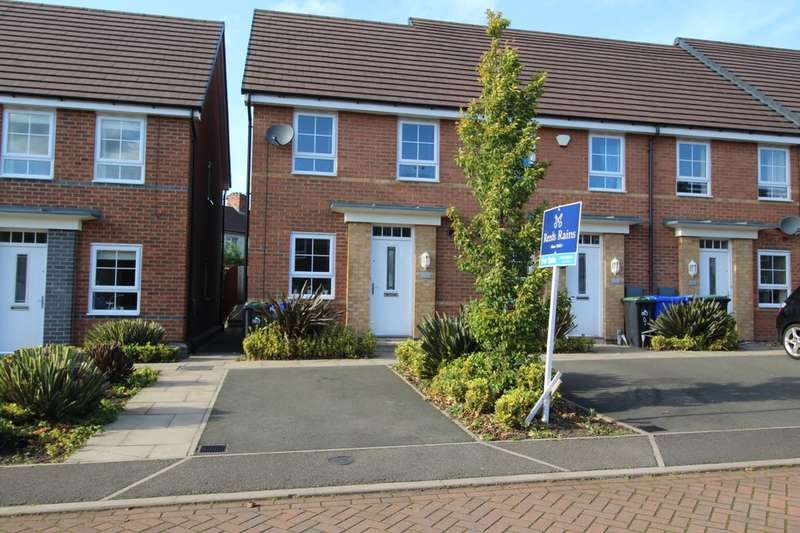 2 Bedrooms Terraced House for sale in Holdcroft Place, STOKE-ON-TRENT, ST3