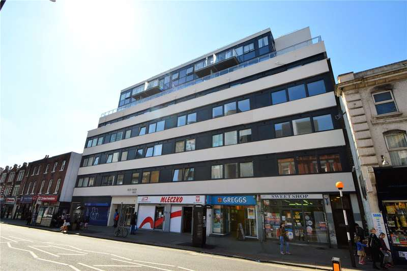 1 Bedroom Apartment Flat for sale in Green Dragon House, 64-70 High Street, Croydon