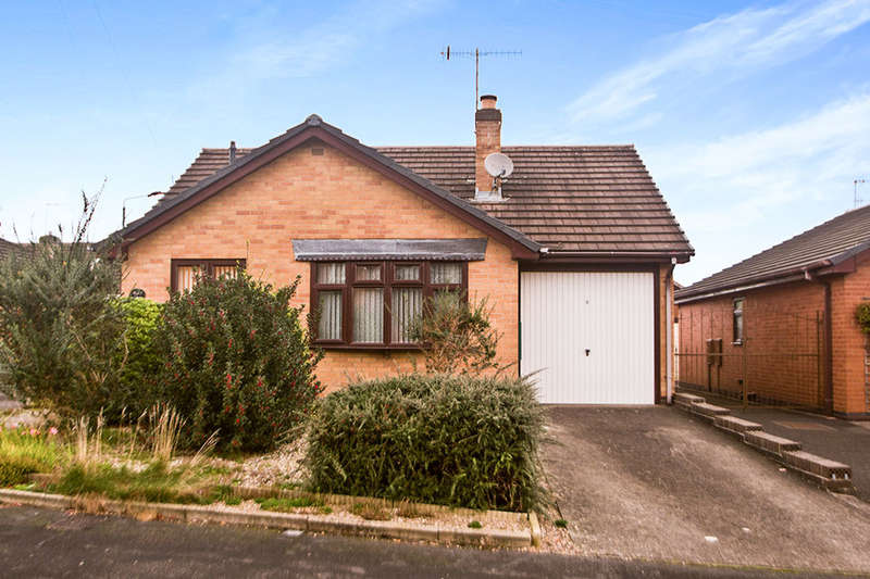 2 Bedrooms Detached Bungalow for sale in Springfield Gardens, Ilkeston, DE7