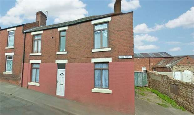 2 Bedrooms Semi Detached House for sale in Old Road, Conisbrough, Doncaster, South Yorkshire