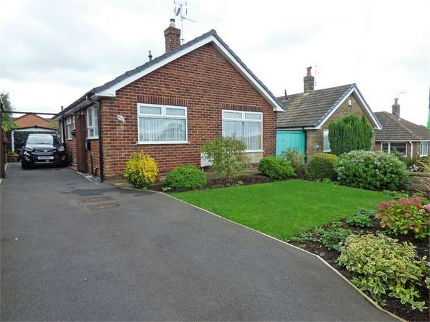 2 Bedrooms Detached Bungalow for sale in Belper Avenue, Carlton, Nottingham