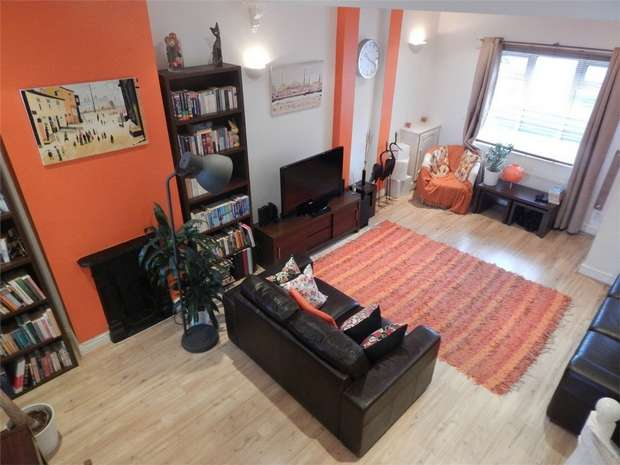 3 Bedrooms End Of Terrace House for sale in Green Lane, Penge, London