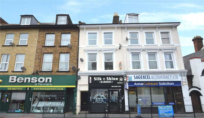 5 Bedrooms Terraced House for sale in Lower Addiscombe Road, Croydon