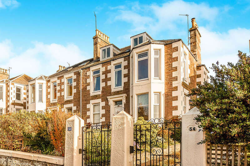 4 Bedrooms Flat for sale in Grove Road, Broughty Ferry, Dundee, DD5
