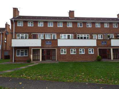 2 Bedrooms Flat for sale in Chelmarsh Avenue, Castlecroft, Wolverhampton, West Midlands