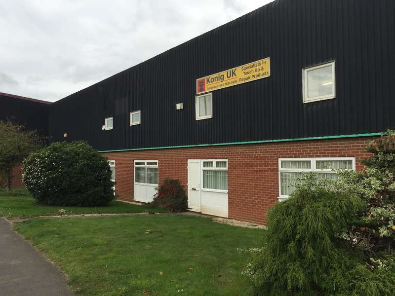 Light Industrial Commercial for rent in Units 3 and 4 Ptarmigan Place,Attleborough Fields Industrial Estate,Nuneaton,Warwickshire,CV11 6RX, Attleborough Fields Industrial Estate, Nuneaton
