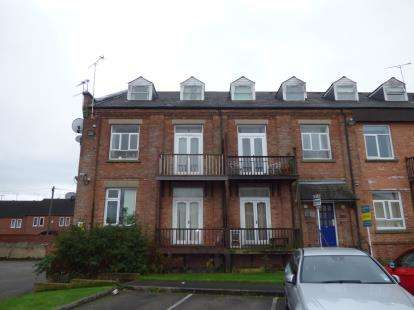 1 Bedroom Flat for sale in The Ashbourne, Drewry Court, Derby, Derbyshire