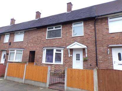 3 Bedrooms Terraced House for sale in Harland Green, Speke, Liverpool, Merseyside, L24