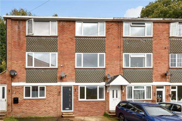 4 Bedrooms Terraced House for sale in Warren Close, Sandhurst, Berkshire