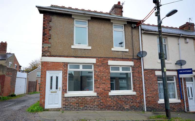 3 Bedrooms End Of Terrace House for sale in Frederick Street, Coundon, Bishop Auckland, DL14 8PW
