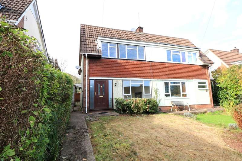 3 Bedrooms Semi Detached House for sale in Willow Green, Caerleon, Newport, NP18