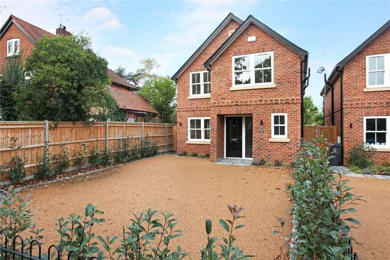 4 Bedrooms Detached House for sale in Hatch Lane, Windsor, Berkshire, SL4