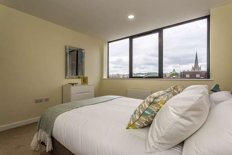 1 Bedroom Flat for sale in Queen Street, Sheffield, S1