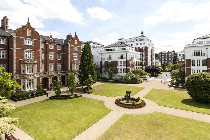 1 Bedroom Flat for sale in Tamarind Court, Stone Hall Gardens, London, W8