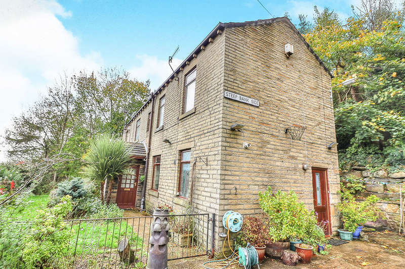 4 Bedrooms Detached House for sale in Steep Bank Side, HALIFAX, HX3