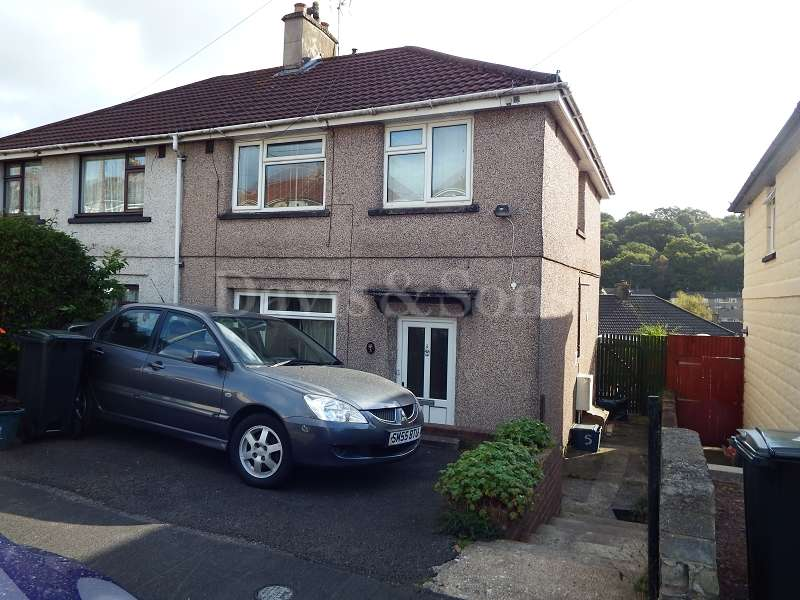 3 Bedrooms Semi Detached House for sale in Graig Park Circle, Off Malpas Road, Newport. NP20 6HE