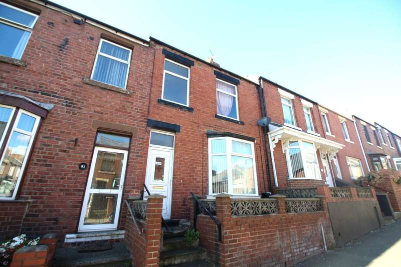 3 Bedrooms Terraced House for sale in Parker Terrace, Ferryhill, DL17