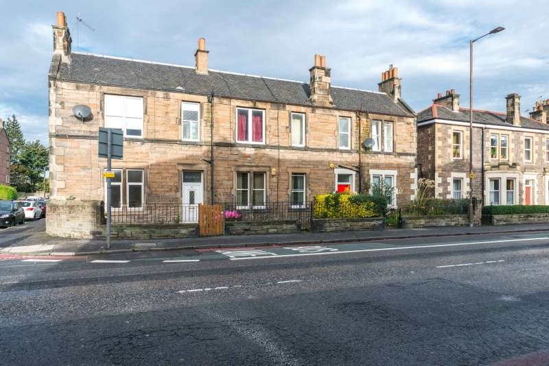 1 Bedroom Flat for sale in Saughton Avenue, Gorgie, Edinburgh, EH11 2RX