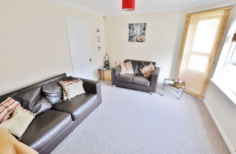 2 Bedrooms Flat for sale in Orchard Place, Jesmond, Newcastle Upon Tyne