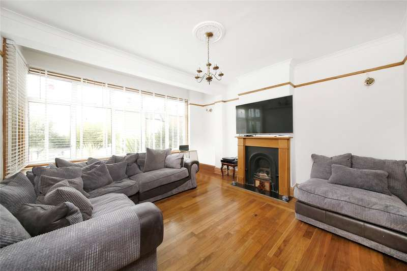 3 Bedrooms End Of Terrace House for sale in Beauchamp Road, London