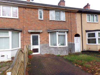 3 Bedrooms Terraced House for sale in Blakesley Road, Yardley, Birmingham