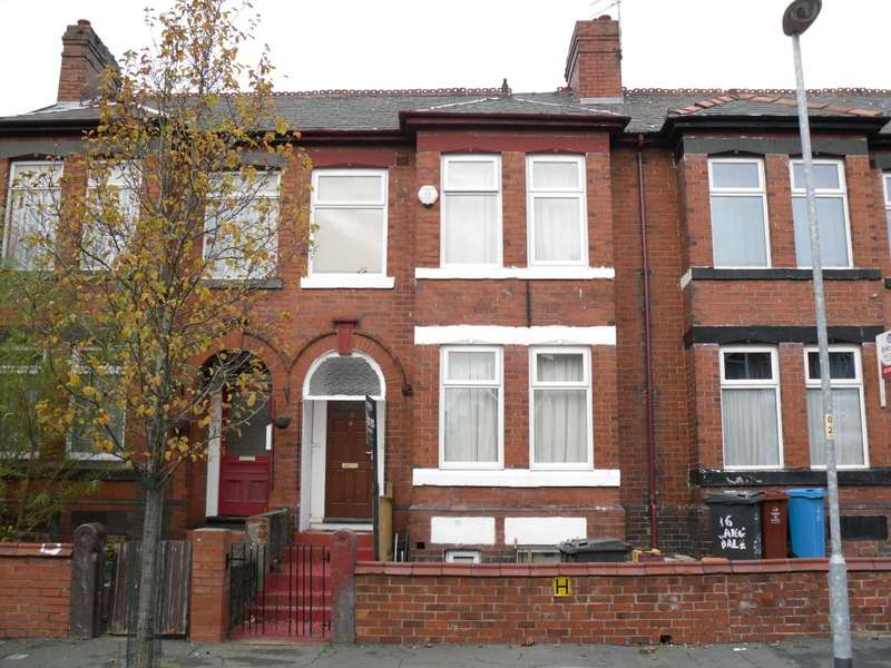 8 Bedrooms Semi Detached House for rent in Langdale Road, Fallowfield