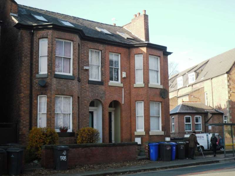 8 Bedrooms End Of Terrace House for rent in Wilmslow Road, Withington