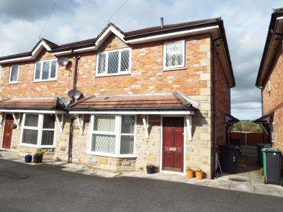2 Bedrooms Flat for sale in Ainsworth Court, 81 Church Street, Greater Manchester, Bolton