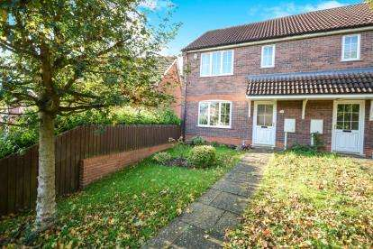 2 Bedrooms End Of Terrace House for sale in Blackfriars Walk, Lincoln, Lincolnshire, .