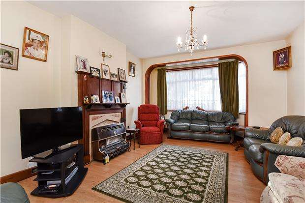 3 Bedrooms Terraced House for sale in Strathyre Avenue, LONDON, SW16 4RG